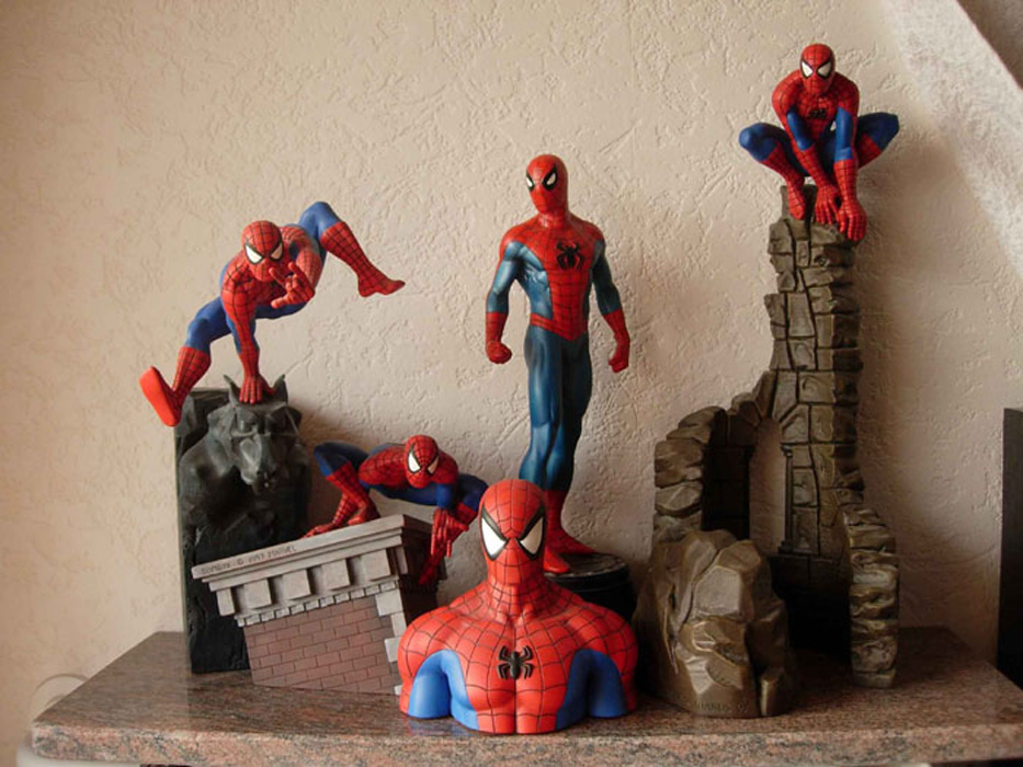 Collection n°48 : Ofredo Spidey%20Attakus
