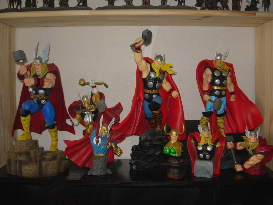 Collection n°48 : Ofredo Thor